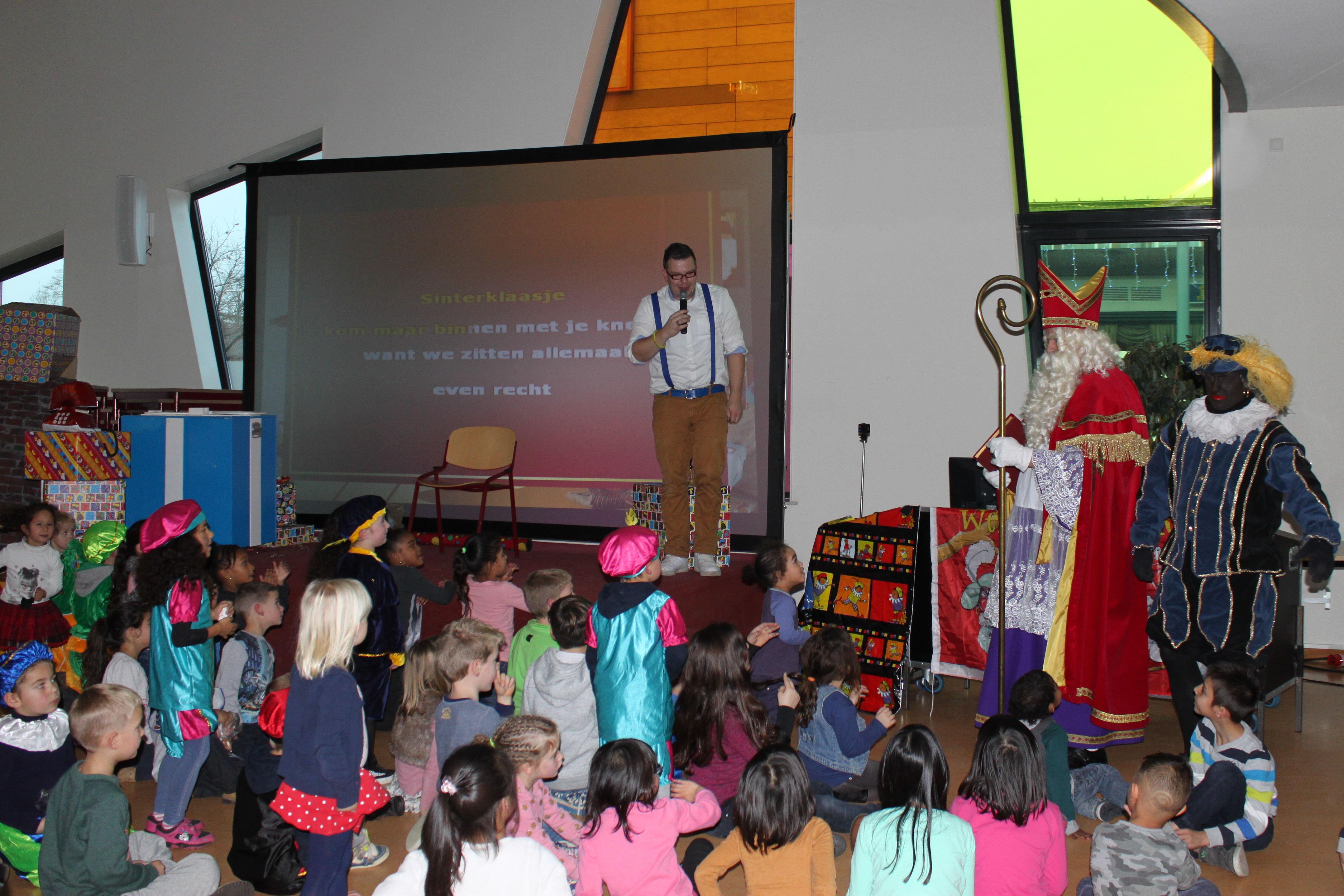 Sinterklaas voorprogramma