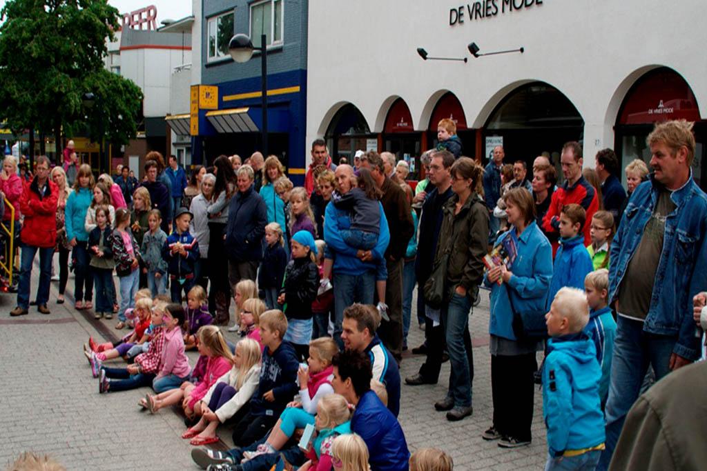 straattheater show kindershow