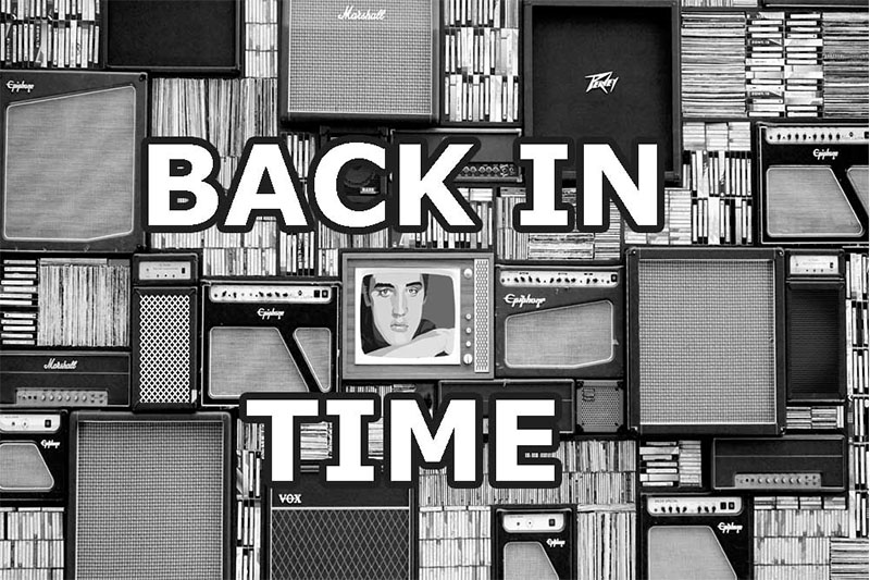 Back in time quiz