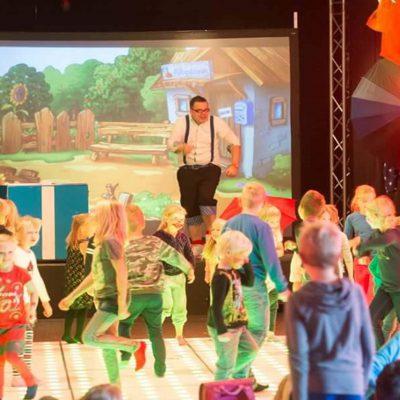 Kindershow voor alle leeftijden