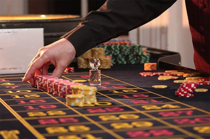 Casino avond huren