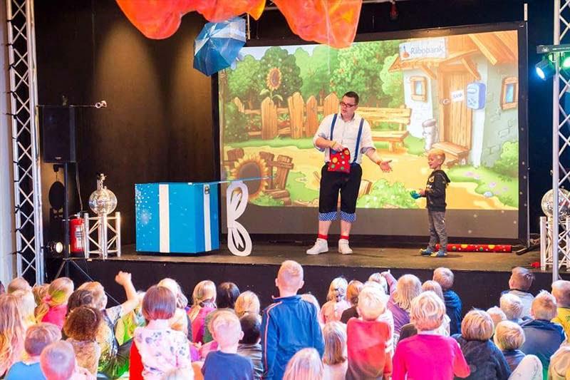 Kindershow, voorstelling voor kinderen